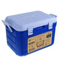 Изотермический контейнер арктика, 30 л, цвет синий