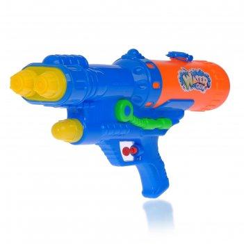Водный пистолет двойня цвет микс