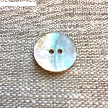 Пуговица «ракушечник», размер 18 мм