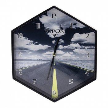 """Часы настенные """"viron"""" 34*39см"""