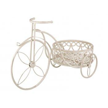 Плантатор для цветов велосипед 62*27*38 см