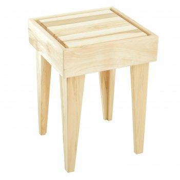 Табурет деревянный, 32х32х45 см