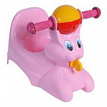 Горшок-игрушка зайчик la2710