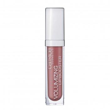 Блеск для губ catrice volumizing lip booster, оттенок 040 nuts about mary