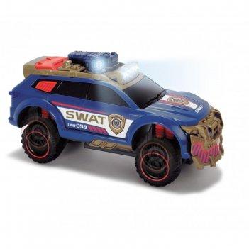 Машинка полицейская «защитник города», со световым и звуковым эффектом, 33