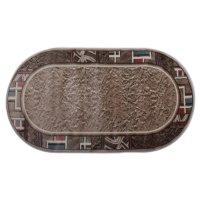 Ковер heat-set версаль 2546a2о, размер 80х150 см, ворс