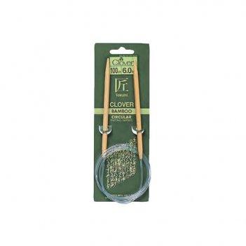 Спицы круговые 10.00 мм clover