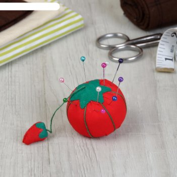 Игольница помидорка