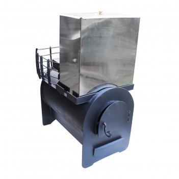 Печь банная ярило с баком 50л