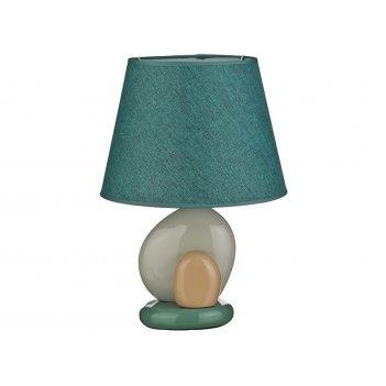 Светильник с абажуром высота=45 см.