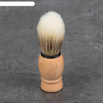 Помазок деревянный