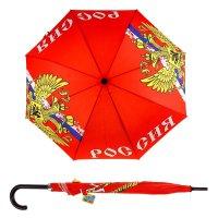 Зонт-трость россия, d = 106 см, 8 спиц