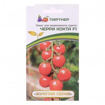 Семена томат черри кокта, f1, 5 шт