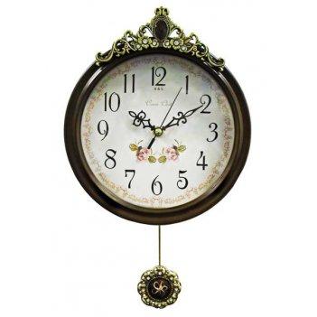 Настенные часы с маятником b&s sa 2116