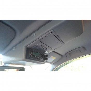 Консоль потолочная для установки р/c mitsubishi l200/pajero sport вырез 14
