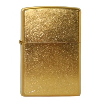 Зажигалка zippo gold dust