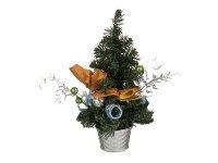 Изделие декоративное елка высота=30см