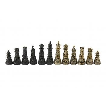 """Шахматные фигуры """"княжеские"""" малые 806, haleyan"""