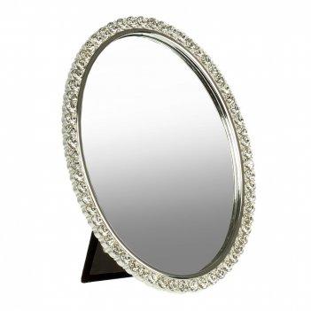 Зеркало настольное, l14,5 w1,5 h19,5 см
