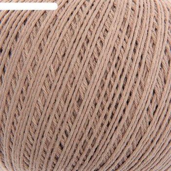 Нитки вязальные фиалка 225м/75гр 100% хлопок цвет 4303