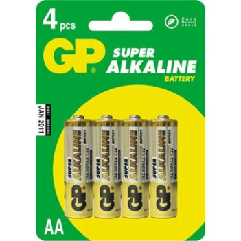 Батарейки для шаффл-машинки aa 4 шт.