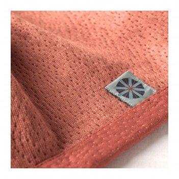 Одеяло детское тиллгивен, размер 85х115 см, цвет тёмно-красный