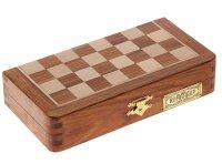 Шахматы+шашки командор, средний