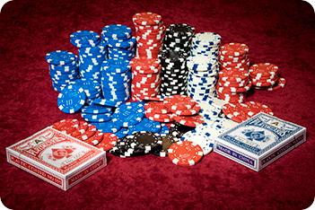 Набор для покера на 300 фишек big small blind
