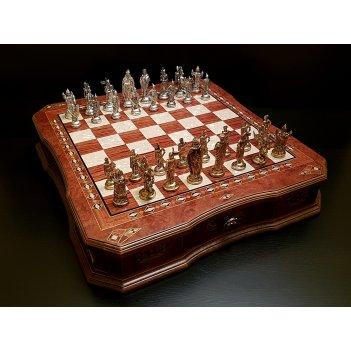 Шахматы сражение роза антик