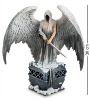 Ws-553 статуэтка ангел-хранитель (л.уильямс)