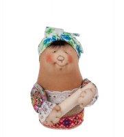 Кукла-шкатулка марфуша со скалкой мал.