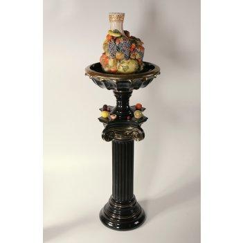 Напольный фонтан «рог изобилия»