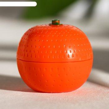 Бальзам для губ мандаринка с ароматом апельсина, 12 гр