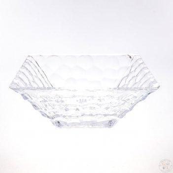 Фруктовница crystalite bohemia marble 26см