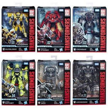 Transformers. трансформеры 6 movie. коллекционный 20 см