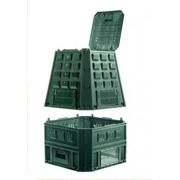 Компостер evogreen 850 л зеленый