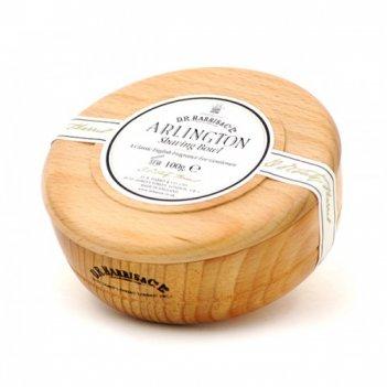 Твердое мыло для бритья в чаше из бука d. r. harris  arlington, 100 гр