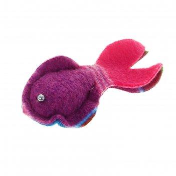 Игрушка рыбка, 10 см