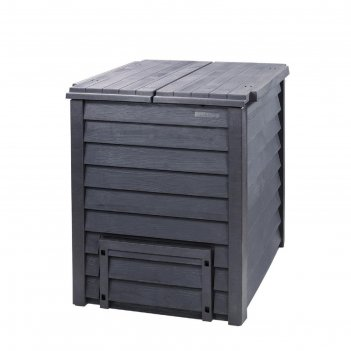 Компостер thermo-wood 600 л, антрацит