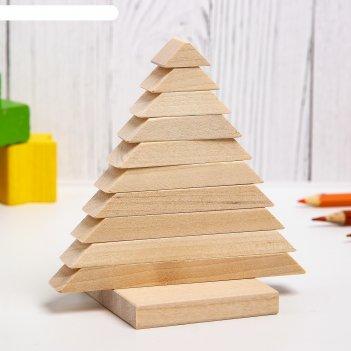 Пирамидка елочка и607