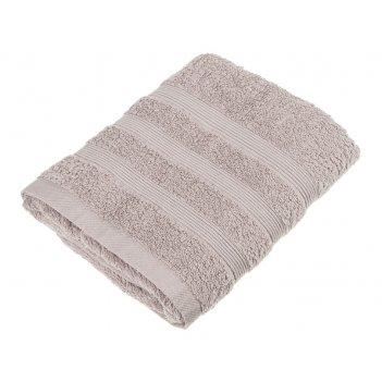 Полотенце 50*90 см, 100% хлопок, плотность 450 г/м2 цвет серый