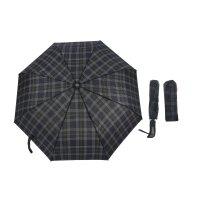 Зонт мужской, суперавтомат, 3 сложения, r=50см, микс