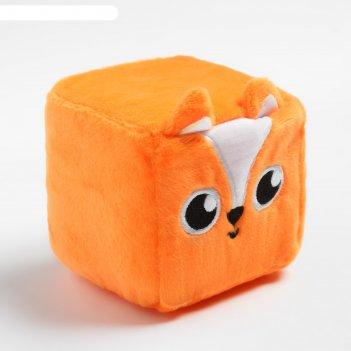 Развивающий кубик «лисичка»
