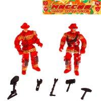 Набор солдатиков пожарные