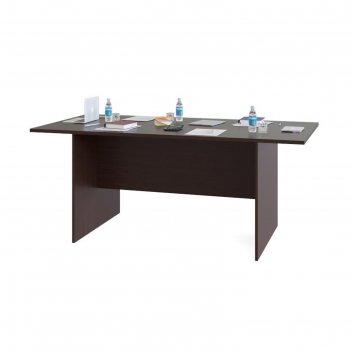 Стол для переговоров, 1800 x 900 x 750 мм, цвет венге