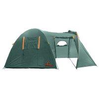 Totem палатка catawba 4 (v2) зеленый