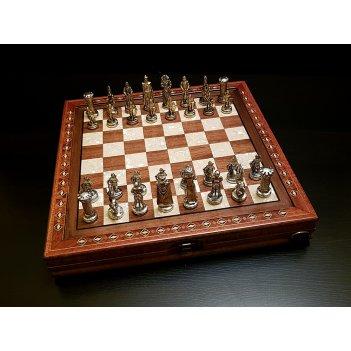 Шахматы эпоха империй орех антик