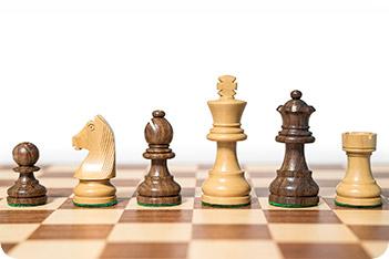 Фигуры шахматные классические, король 9,5см