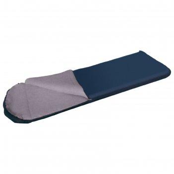 Спальный мешок summer, до +4с, 1 кг, 75смх220см