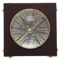 Комплект: лупа, компас, l7 w7 h4,5 см